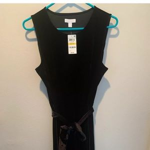 New Charter Club Size Medium Little black Dress